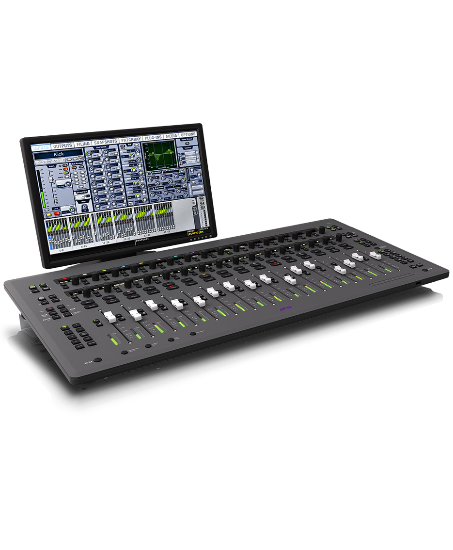 Pro Tools Control Surfaces