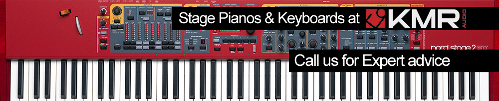 Stage Pianos and Keyboards