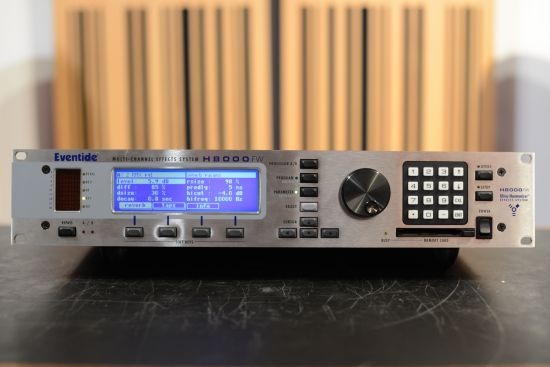 Used Eventide H8000FW