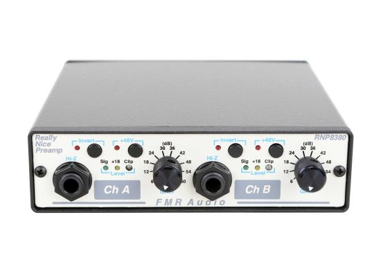 FMR Really Nice Preamp