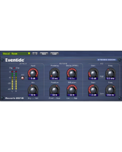 Eventide 2016 Stereo Room