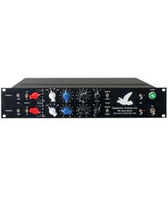 Thermionic Culture Snow Petrel Stereo Tube Mic Preamp