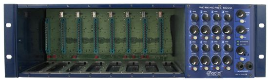Radial Workhorse 8-slot with Mixer