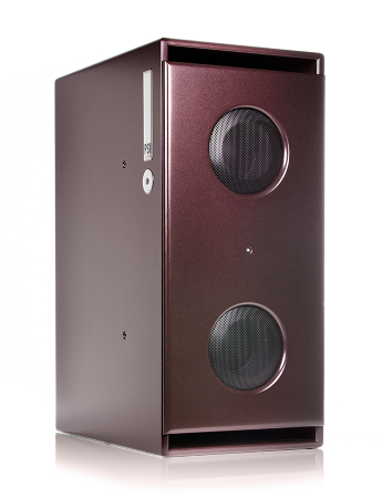 PSI AUDIO A225-M Red
