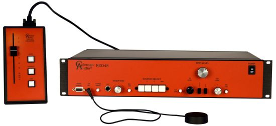 Coleman RED 48 Rackmount Console