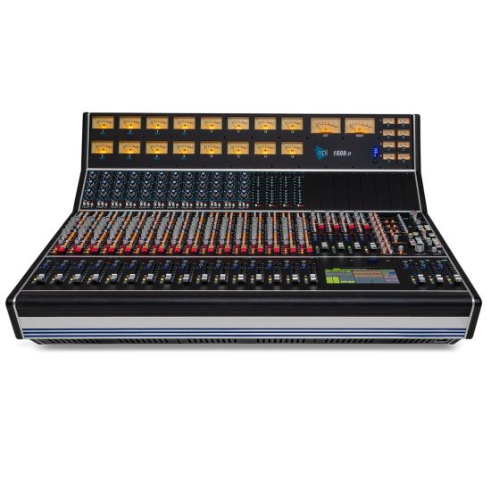 API 1608-II 32-Channel Recording and Mixing Console