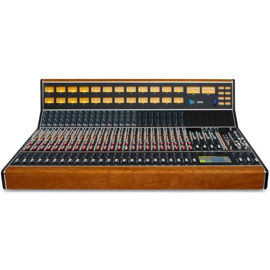 API 2448 40-Channel Recording and Mixing Console