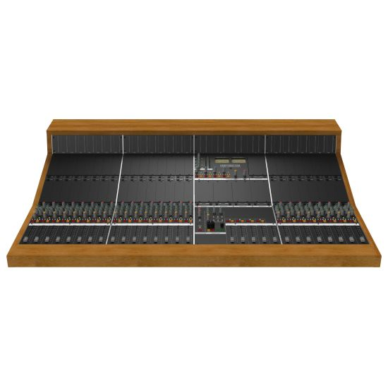 Looptrotter Mixing Console 24-Channel Front