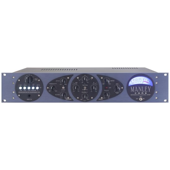 Manley CORE Reference Channel Strip Front Top