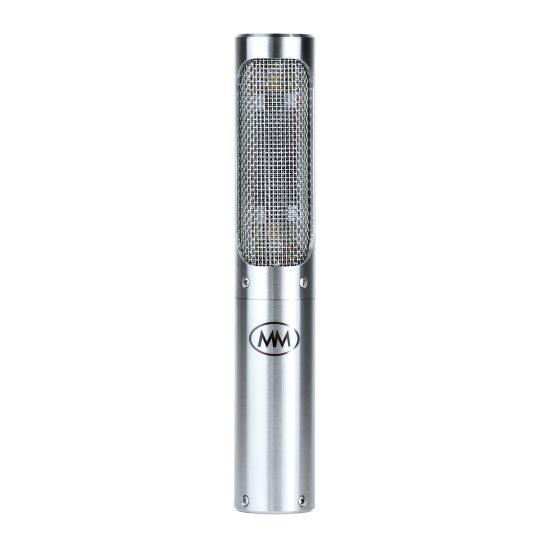 Mesanovic Microphones Model 2 Ribbon Microphone, Front