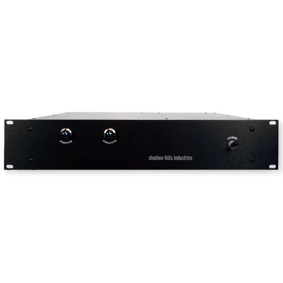 Shadow Hills Power Supply - Front