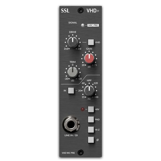 Solid State Logic VHD+