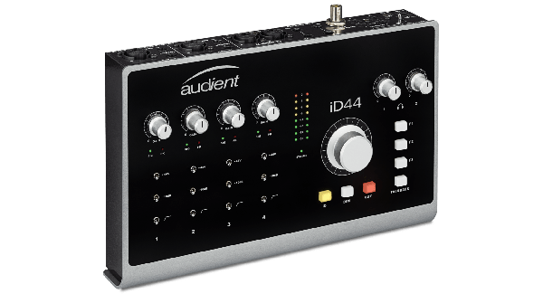 New Audient iD44 Available