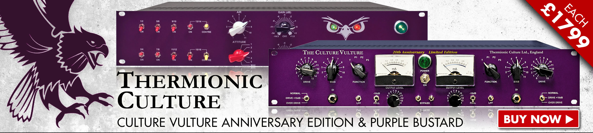 Thermionic Purple Offer