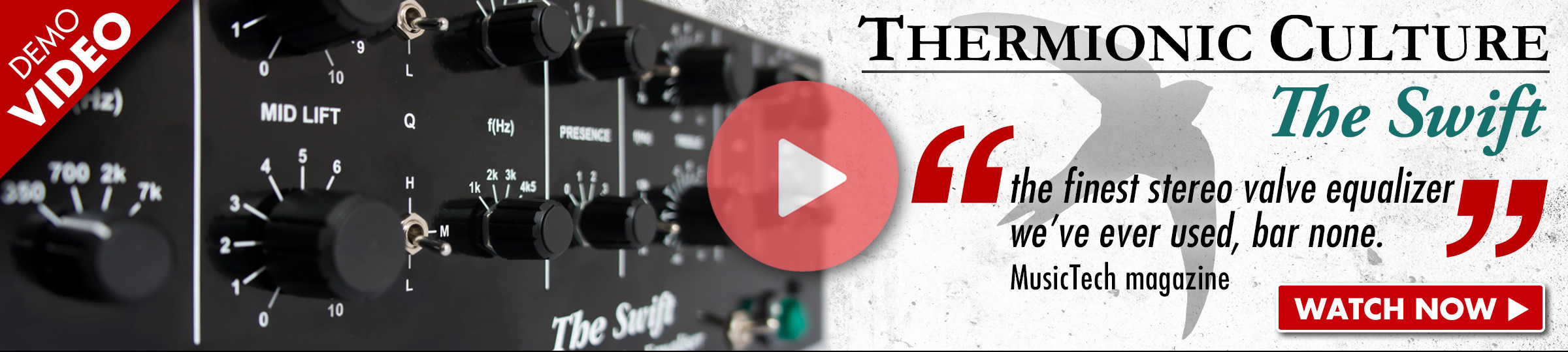 Thermionic Swift Video