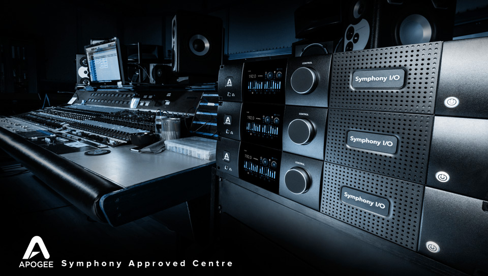 Apogee Symphony Approved Centre