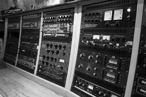 Strong-Room Outboard