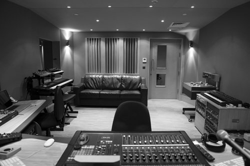 Studio One Watford Control Room 1