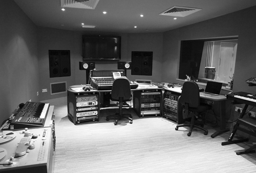 Studio One Watford Control Room 2