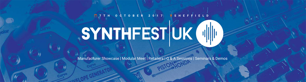 Synthfest banner