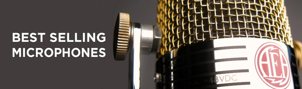 Microphones Best Sellers