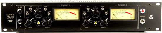 IGS Audio Double Triode Limiter