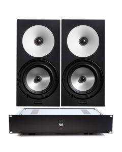 Amphion One18 and Amp700 Powered Studio Monitors