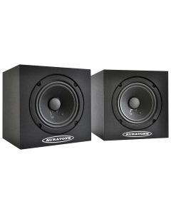 Auratone 5c Super Sound Cube - Black (Pair)