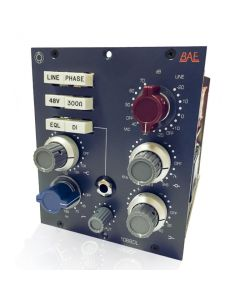 BAE Audio 1066DL 500 Series Mic Preamp and EQ