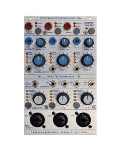 Buchla 230e Triple Envelope and Preamp Module