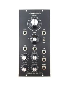 Frequency Central System X Oscillator