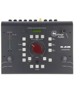 Heritage Audio RAM 2000 Stereo Monitor Controller top