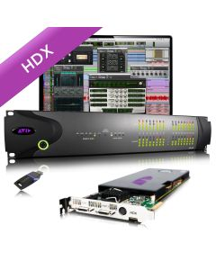 AVID HDX1 and HD i/o 16x16 Digital