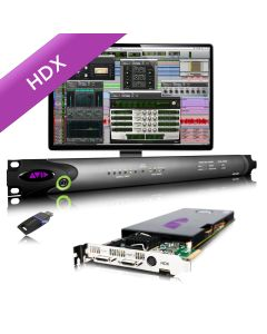 AVID HDX1 and HD MADI
