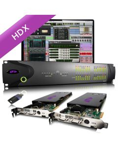 AVID HDX2 and HD i/o 16x16 Analog