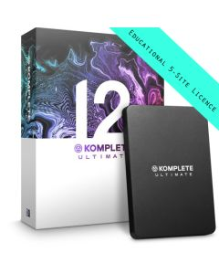 Native Instruments Komplete 12 Ultimate Education 5-Site Licence
