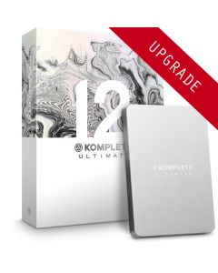 Native Instruments Komplete 12 Ultimate Collectors Edition Upgrade