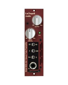 LaChapell Audio 583S MkII 500 Series Tube Pre