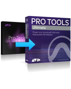 Pro Tools | Ultimate Perpetual License TRADE-UP from Pro Tools [9920-65375-00]