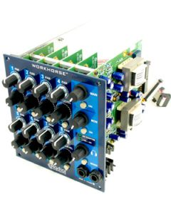 Radial WM8 Mixer Option for WR-8 Workhorse