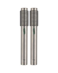 Royer R-122 Mk II Matche Pair Active Ribbon Microphones, Front