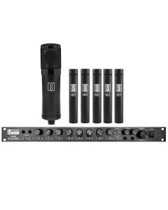 Slate Digital VRS-8 & 5x ML-2 and ML-1 Bundle