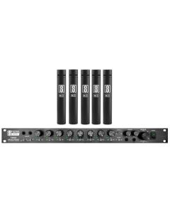 Slate Digital VRS-8 & 5x ML-2 Bundle