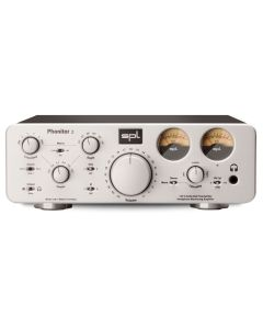 SPL Phonitor 2 Silver Headphone Amp