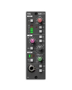 Solid State Logic SiX CH