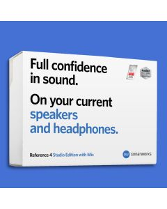 Sonarworks Reference4 Suite + Microphone
