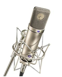 Neumann U87 AI Studio Set - includes Shockmount