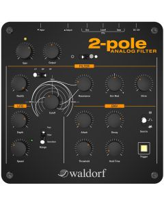 Waldorf 2-Pole Analogue Filter