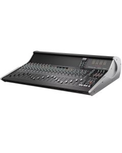 SSL XL-Desk Studio Console empty slots - side