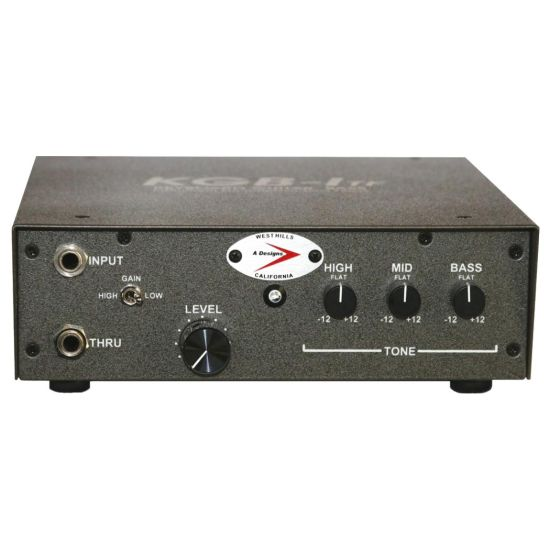 A-Designs KGB-iTF Instrument Pre-Amplifier